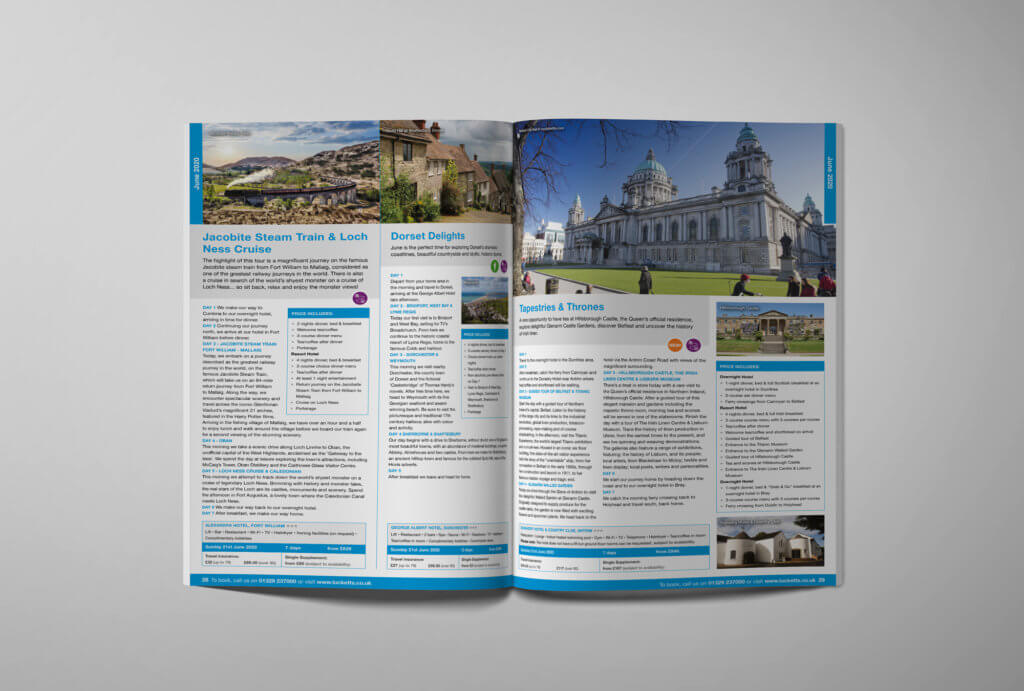 Lucketts Travel Summer 2020 Holiday Brochure