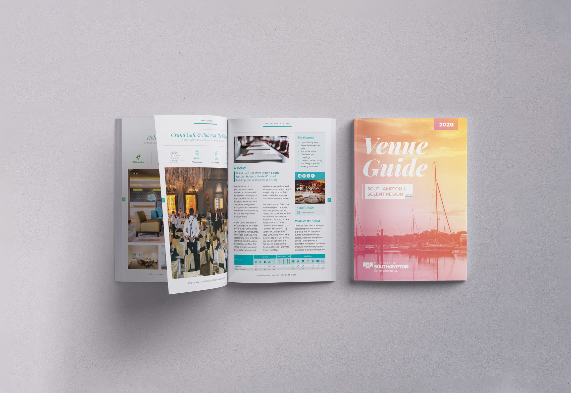 Destination Southampton Guide 2020