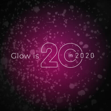 Campaign Brand Glow 20 years of creativity