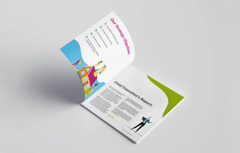 PHA Homes Annual Report