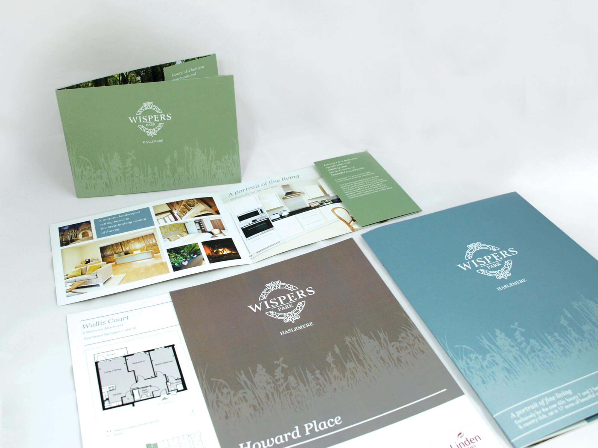 Linden Homes Brochures