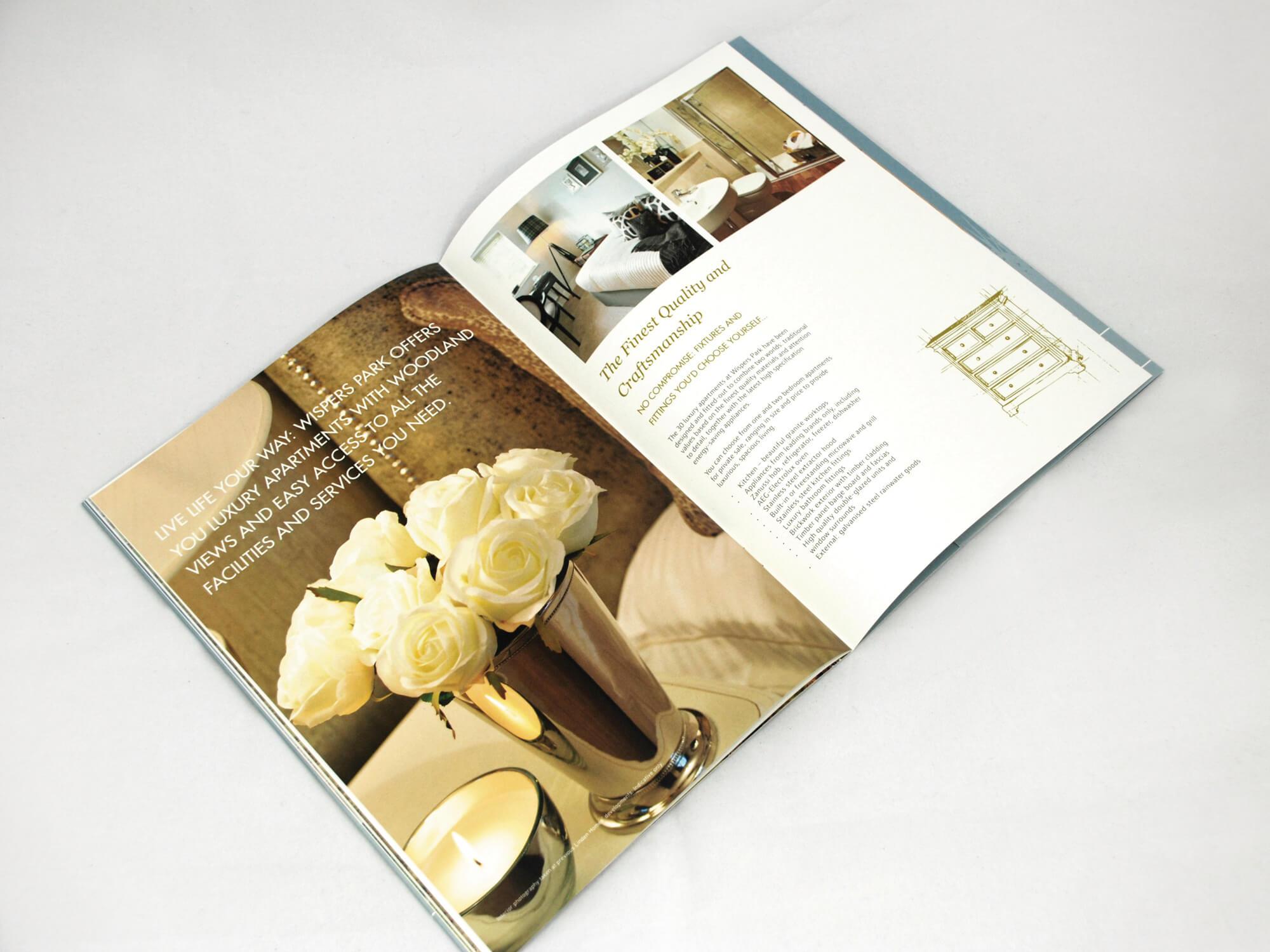 Linden Homes | Branding | Brochure