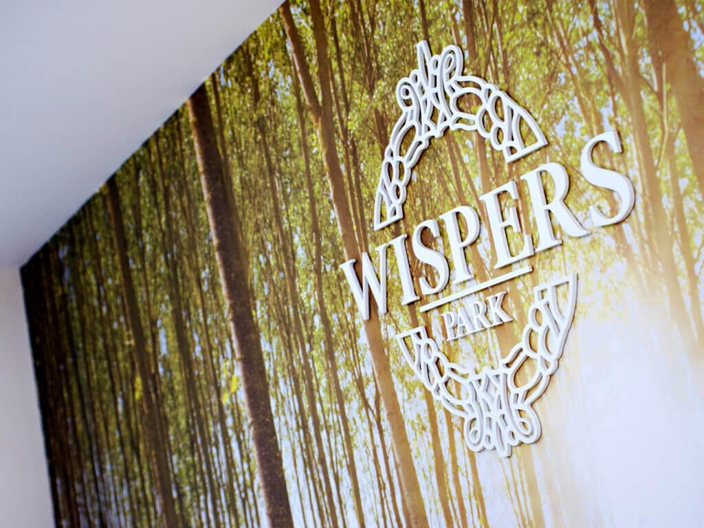 Linden Homes Sign | Branding