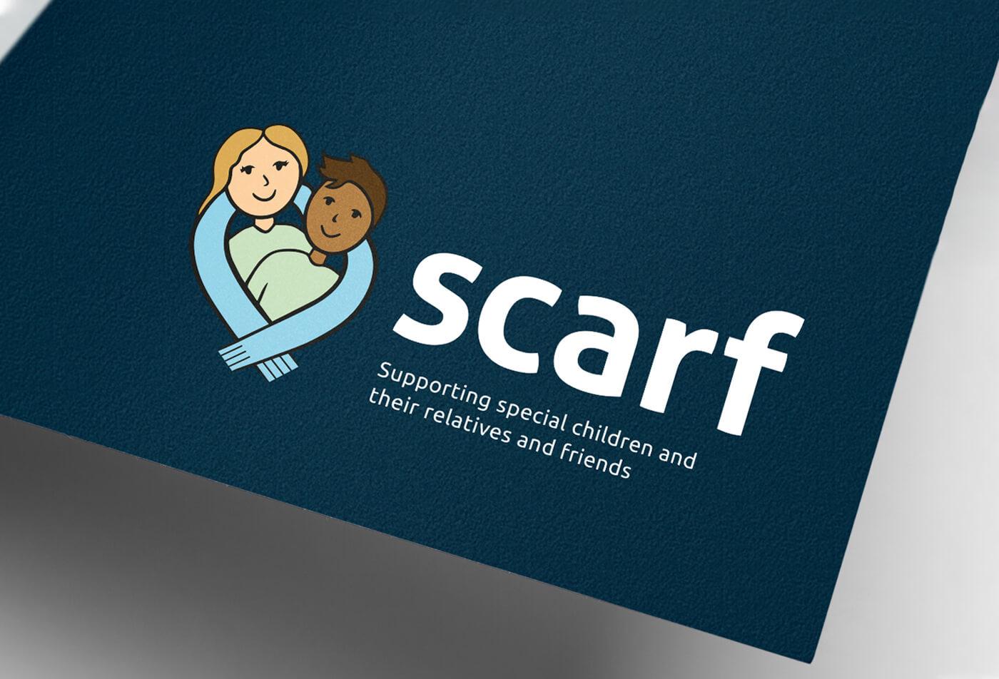 Scarf Rebrand Alternative Concept