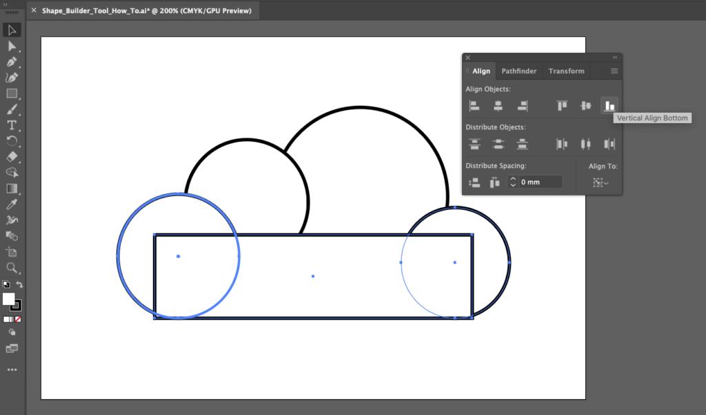 Illustrator Shape Builder 2