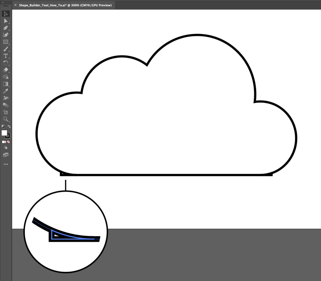Illustrator Shape Builder 4