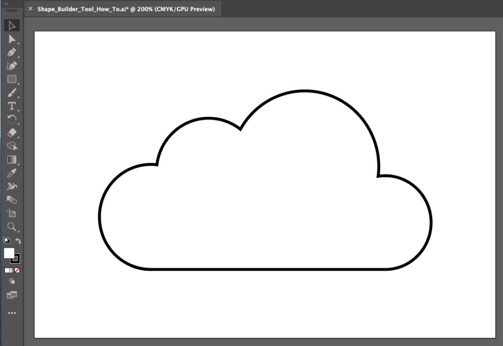 Illustrator Shape Builder 5