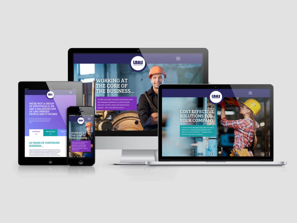 Limburn | Website Design | Websites