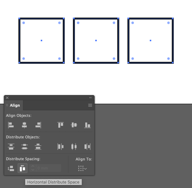Illustrator Alignment 4