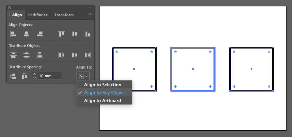 Illustrator Alignment 5