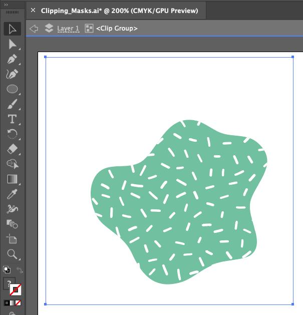 Illustrator Clipping Masks