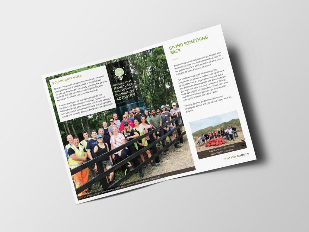 Knights Brown | Logo Design | Branding | Brand Design | Booklet | Flyer | :leaflet