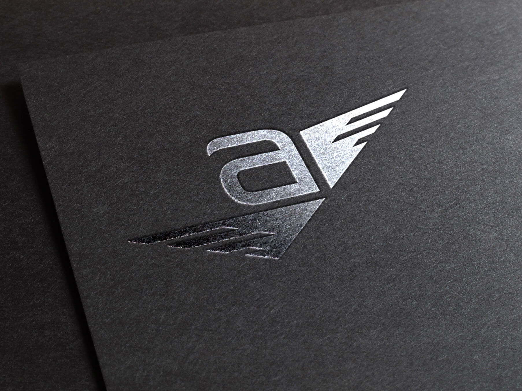 Aquila Nuclear Engineering | Branding | Foiled Logo | Logo Design