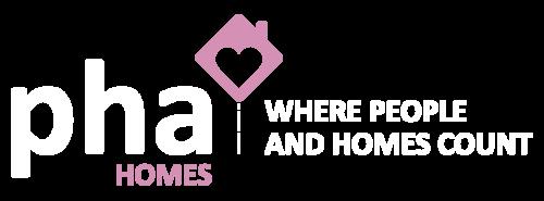 PHA Homes Logo Design | Branding