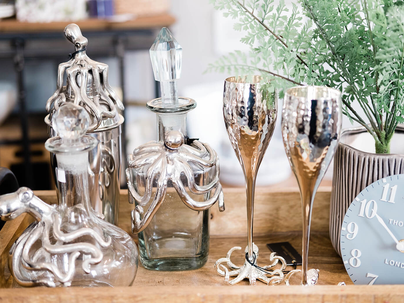 Brocante Ltd | Website | ecommerce | Squarespace | Cornwall | Gifts | Homeware