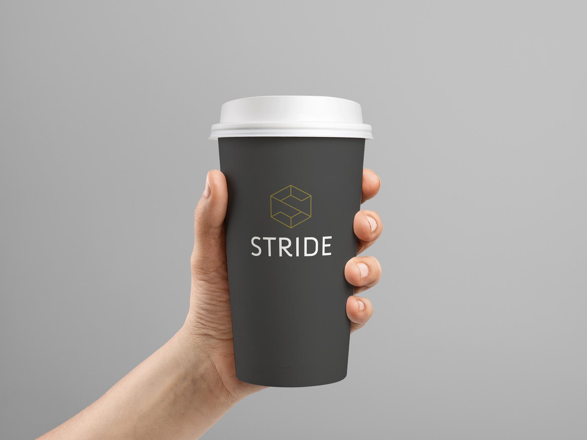 Stride | Branding Design | Logo Design | Brand | Recruitment | Promotional Items