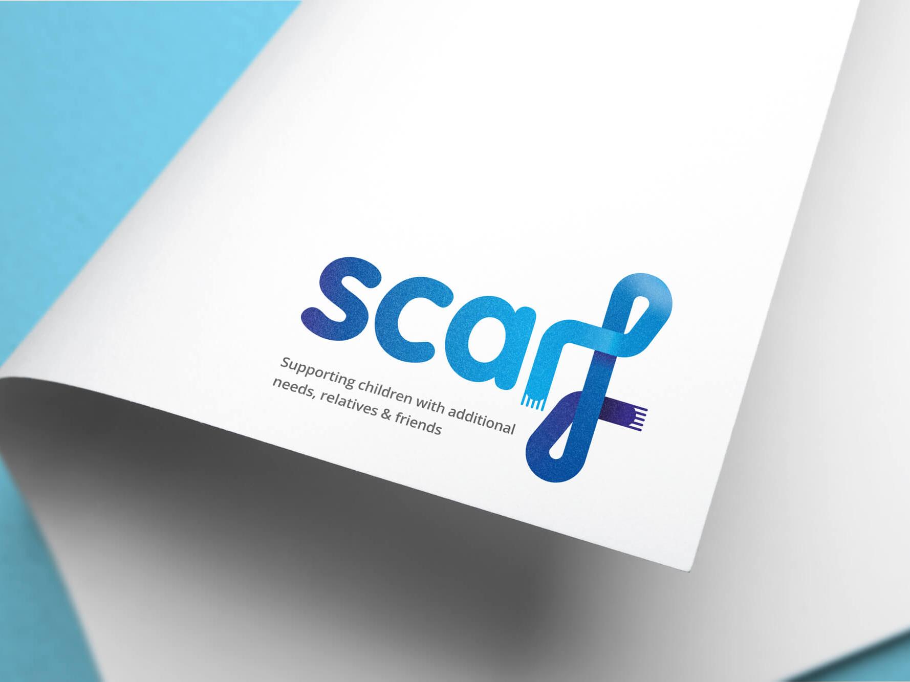 Scarf | New Forest | Logo Design | Branding | Print