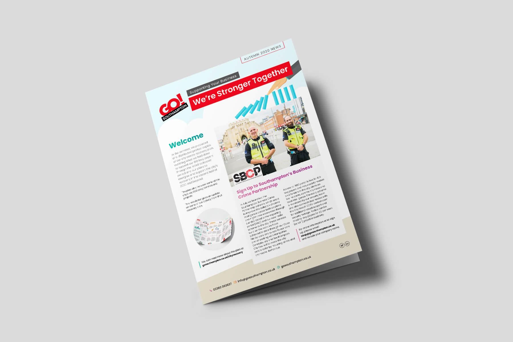 Go!_Southampton_Newsletter_Mockup