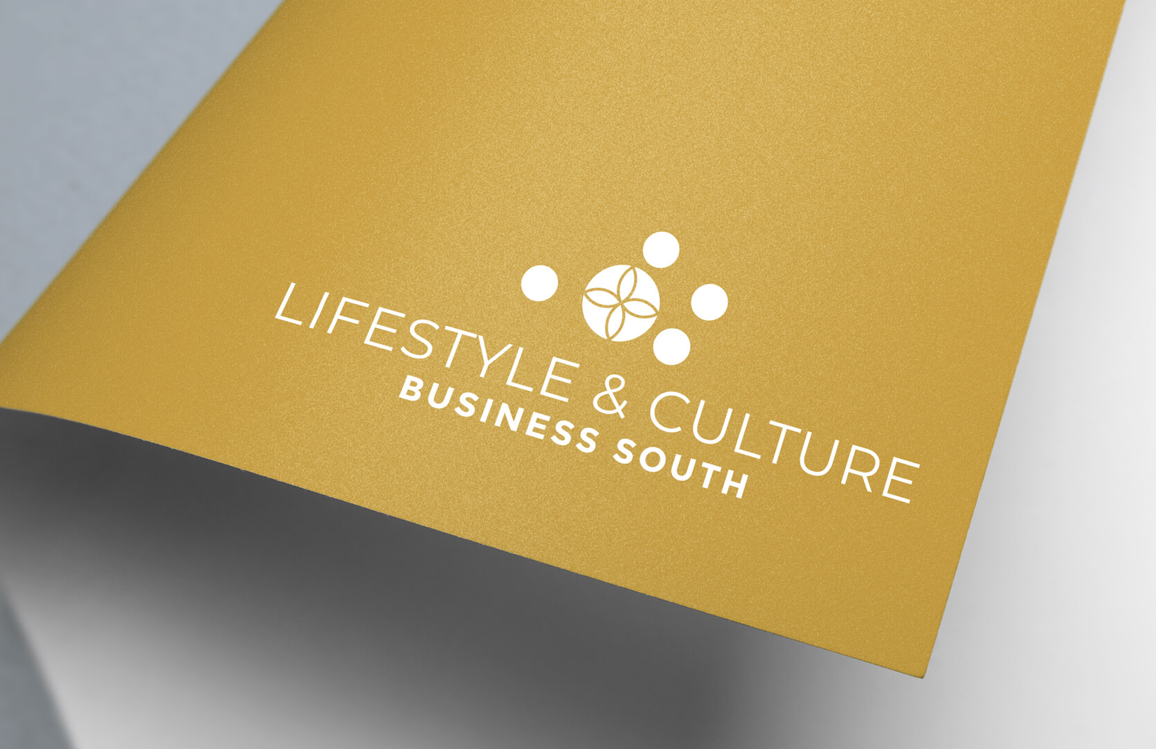 Business South Action Group Brand