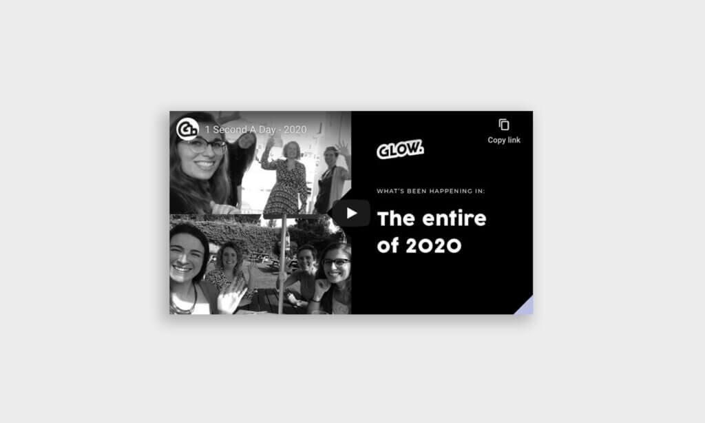 Glow Video 2020