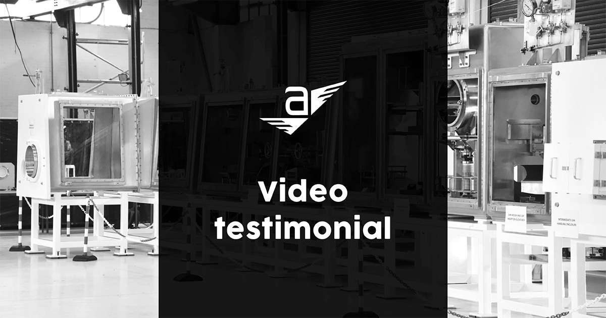 Video Testimonial - Dave Barker, CEO, Aquila Nuclear Engineering