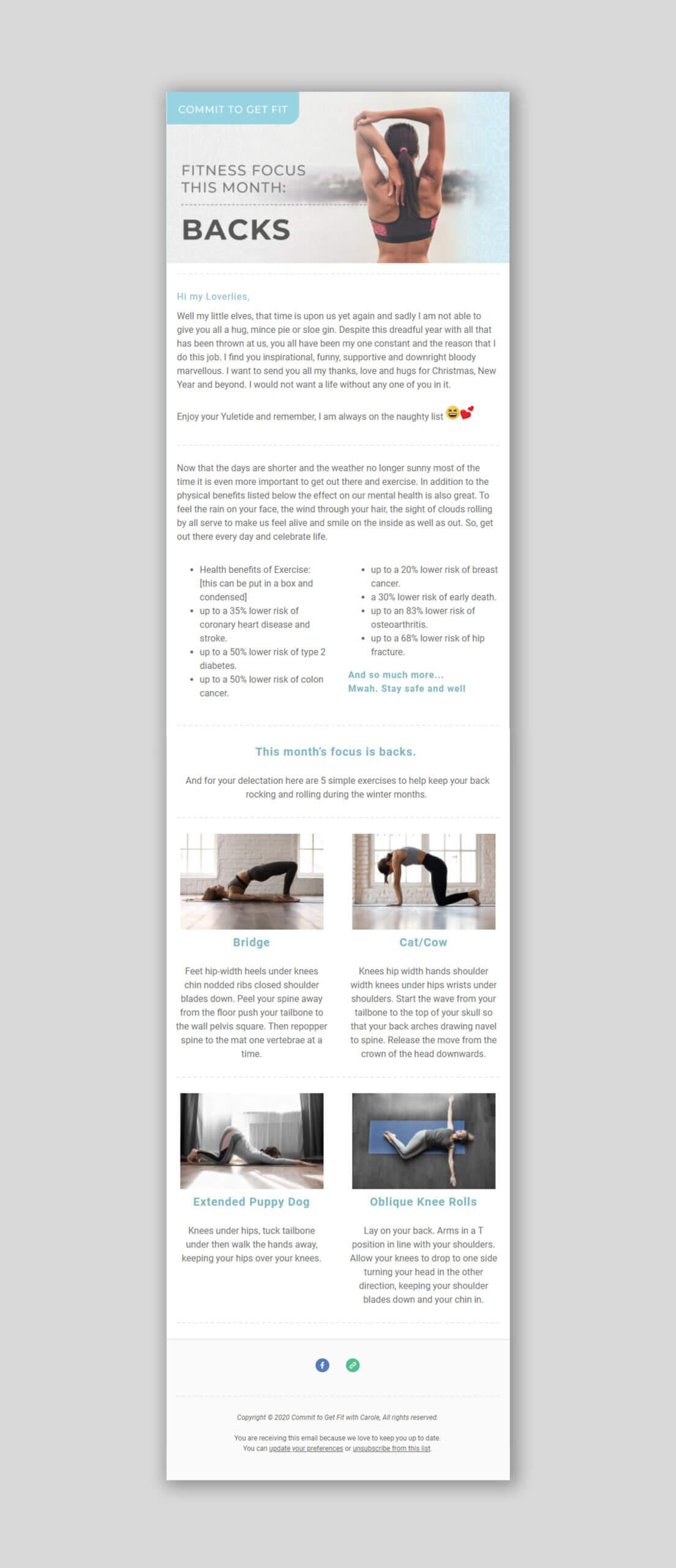Fitness Pilates Eshots
