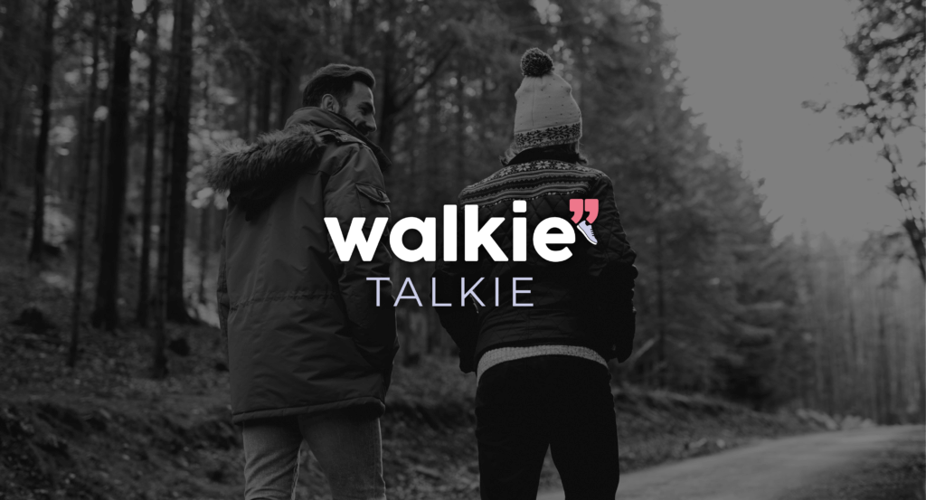Walkie Talkie Graphic