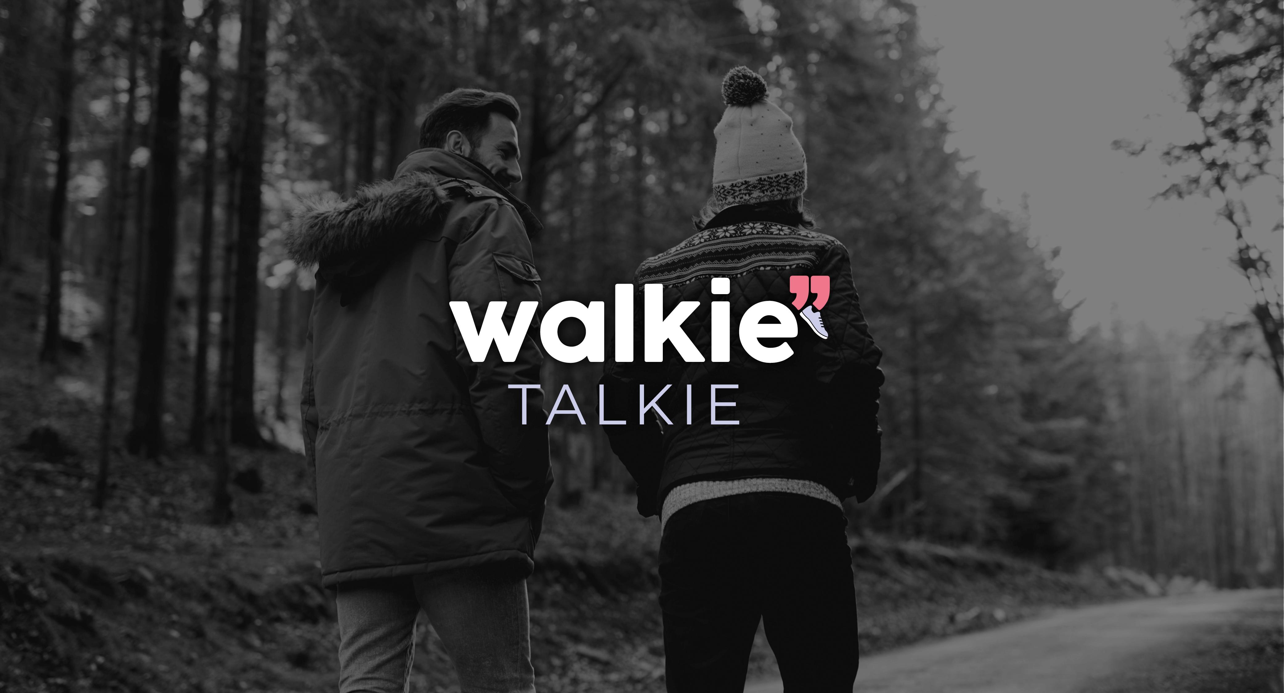 Walkie Talkie Graphic