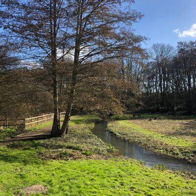 Wickham Water Meadows Walkie Talkie Initiative