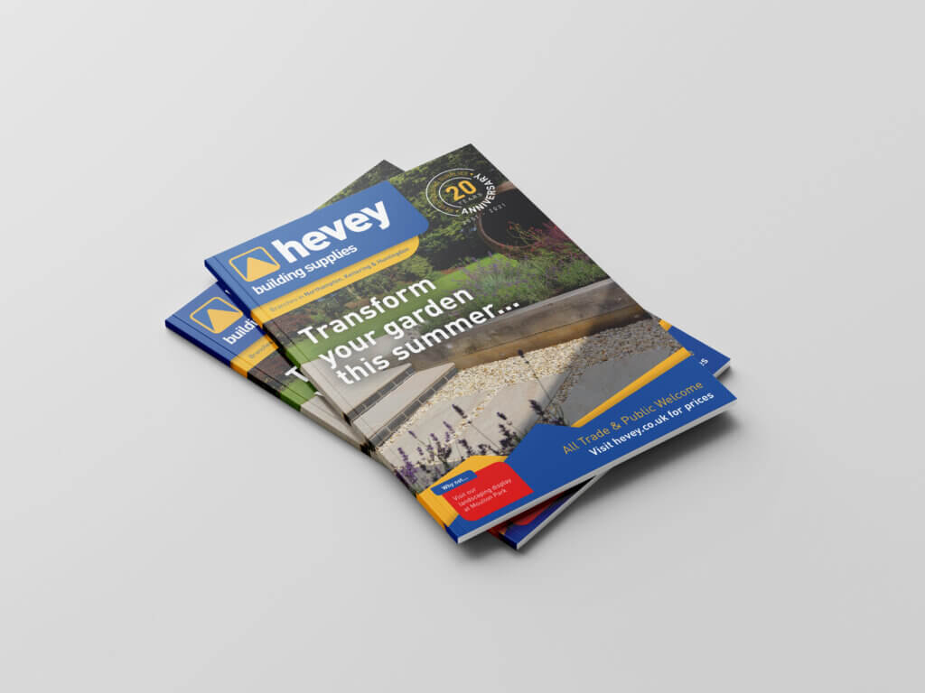 Hevey Building Supplies Summer Product Brochure