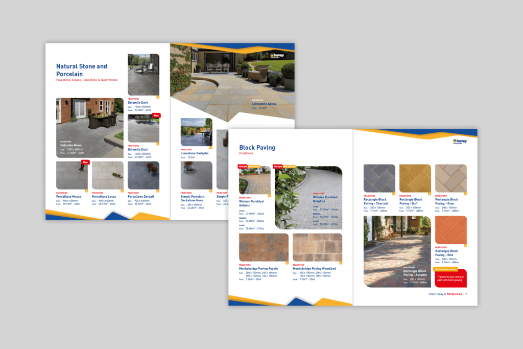 Hevey Building Supplies Summer Product Brochure