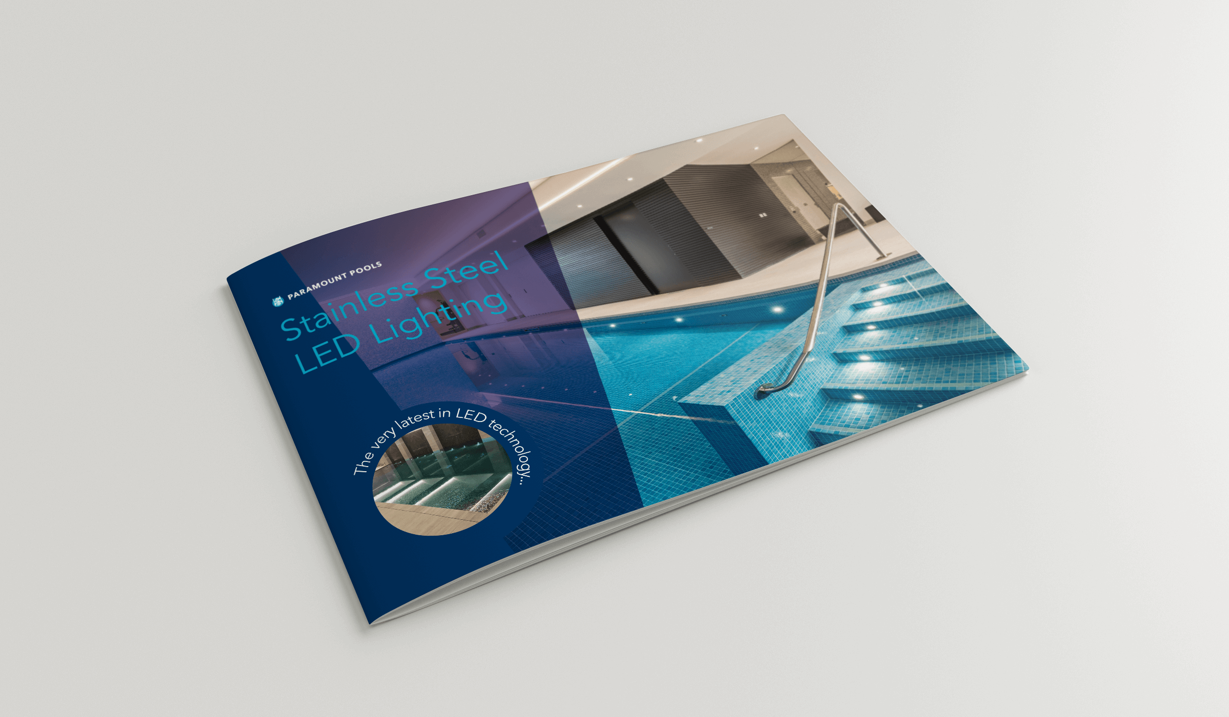 Paramount Pools LED Brochure